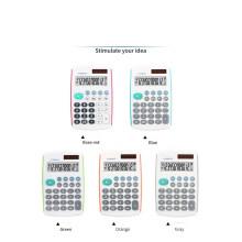 calculatrice de poche bidirectionnelle de 112 pas