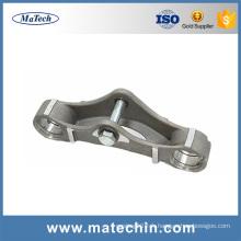 Pièces en aluminium moulées par pression de haute précision faites sur commande de prix usine