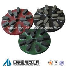 Enlace de la resina el disco abrasivo para el pulido de granito