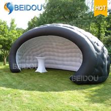 Venta al por mayor Dome casa aire gigante inflable domo tienda para la venta