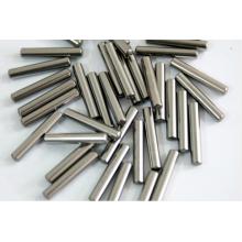 Rodillos de agujas de alta precisión con extremos redondeados para ejes