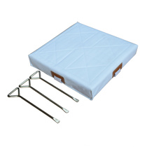 Foam Filled Quilted Baseball Cover Base Set (B150)