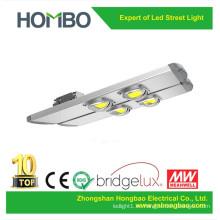 HB-080 80W ~ 120W Lámpara de calle brillante estupenda del aluminio LED impermeable 5 años de garantía Híbrido solar llevó la iluminación al aire libre