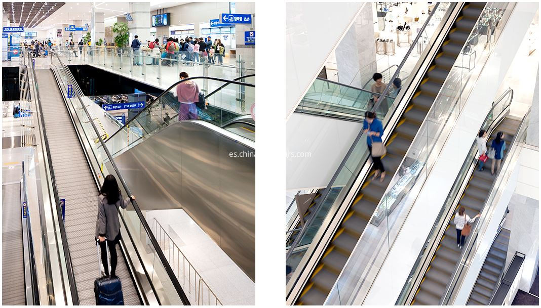 Hyundai Escalator