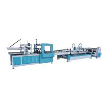 Professional manufacture automatic feeding cnc automatically gluing machine