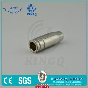 Держатель контактного наконечника Kingq с пружиной для сварочной горелки 15ak MIG