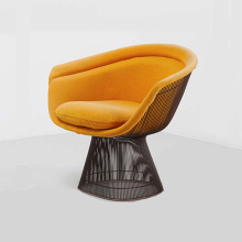 Original Warren Knoll Platner Lounge Accent Armchair