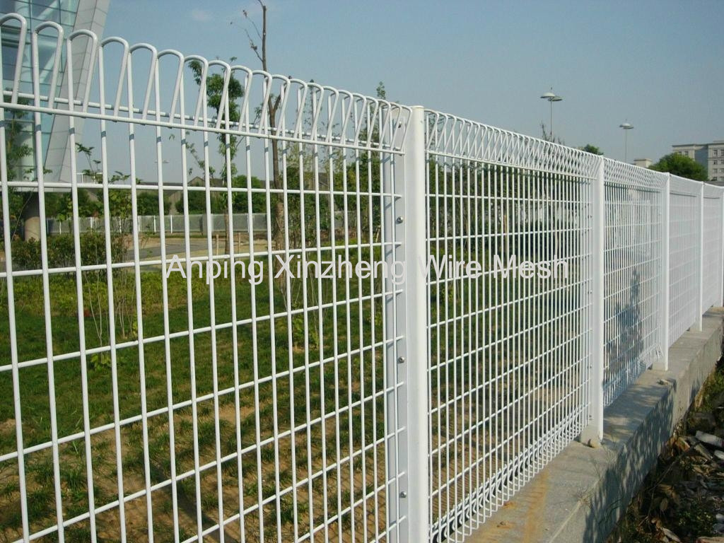 PVC Welded Fence