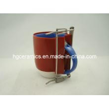 Habillage de tasse de sublimation, enveloppement de tasse, enveloppement de tasse de cuillère de sublimation
