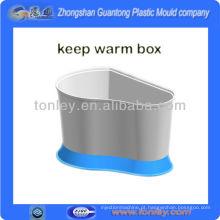 PPT aquário transparente manter quente caixa para venda
