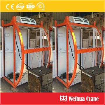 Climatiseur de cabine de grue