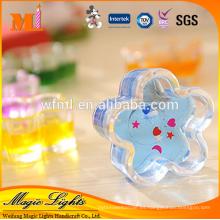 Hotsale Beautiful Scented Gel Wax Candle con certificados de alta clase