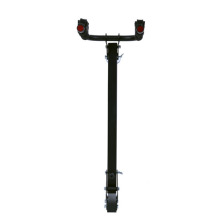 Aço duas bicicletas Hitch Mounted Bike Racks