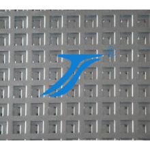Professional Manufacturer of Perforated Metal