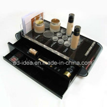 Multifunctional Acrylic Rack Stand / Exhibition for Cosmetic (YT-39)