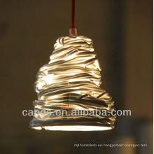 Lámparas de techo de arte creativo de la decoración casera hecha a mano