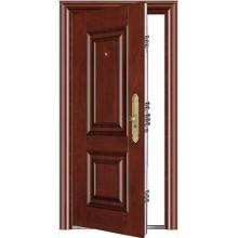 steel door single leaf door security steel door