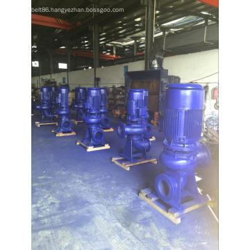 LW vertical non-blocking sewage pump