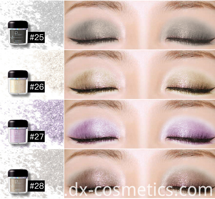 Eye Shadow And High Light Powder 12