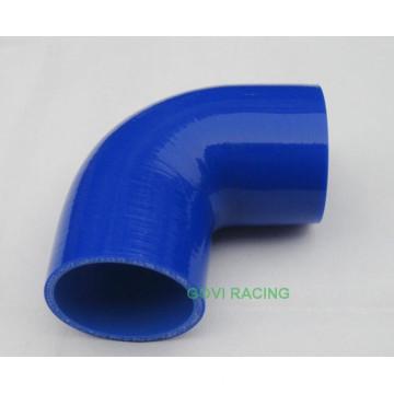 90 gramas de sopro de silicone azul de 76 mm Turbo Supercharger