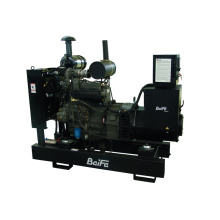 Дизельный генератор открытого типа мощностью 142 кВА Deutz