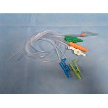 Catéter de succión de PVC médico de alta calidad
