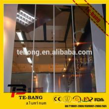 High reflectivity, glass price mirror aluminum sheet