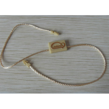 Seal Tag/Plastic Seal/Lacres PARA Roupa/ Lacre /Plastic Seal Tag for Garments (BY80092)