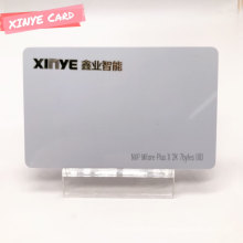 Cartão de controle de acesso RFID 13,56 MHz NFC