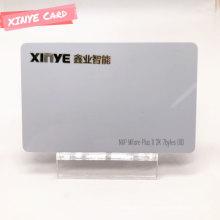 Benutzerdefinierte kontaktlose PVC-Smartcard RFID White Card