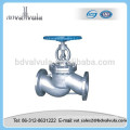 Manual High Quality Stainless Steel Globe Valve With Flange Connection