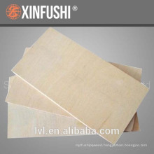 birch plywood made in china used for furniture