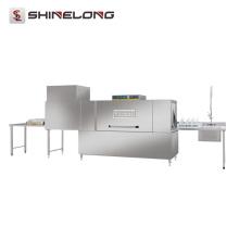 Handels-Förderer-Spülmaschine der hohen Qualität mit Trockner-tragbarem Spülmaschinen-Preis für Verkauf