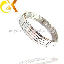 2013 stainless steel jewelry man starfish chain link polished bracelet