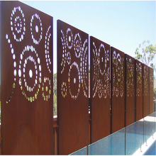Garden Metal Screen Panels