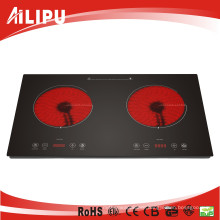 Double Burner Cookware of Home Appliance