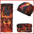 Fire Skull Motorcycle Face Mask Neck Tube Scarf Bandana Soldier-FREE SHIPPING!