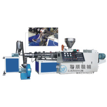 CE/SGS/ISO9001 PVC Hot-Cutting Pelletizing Line