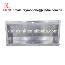Commercial Stainless Steel Wall Mounted Urinal for Public Toliet Sanitary Ware