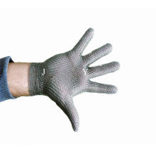 Wire Mesh Butcher Stainless Steel Glove