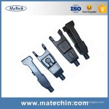 Custom Precision CNC Lathe Machined aço inoxidável Casting Chassis Peças
