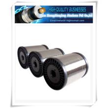 Alumínio fio de liga 5154 para blindagem de cabos