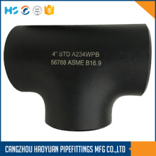 ANSI B16.9 4 Zoll T-Stück