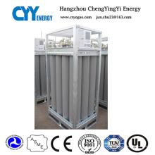 Offshore-Hochdruck-Sauerstoff-Argon-Stickstoff-Gas-Zylinder-Rack