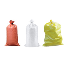 Dapoly High Quality Eco-friendly Sack 40kg 50kg 100kg Rice Sacks PP Woven Bag For Rice Flour Food Wheat