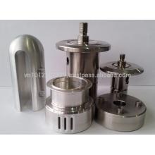 Partie d'usinage de précision CNC