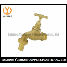 Brass Tap with Brass T-Handle (YS4002)