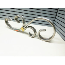 Stainless Steel Decorative Balcony Railings Accessories