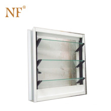 factory price of Aluminum frame glass louver