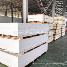 Panneau de mur décoratif ignifuge usine pas cher alucobond prix / acm / acp / panneau composite en aluminium
